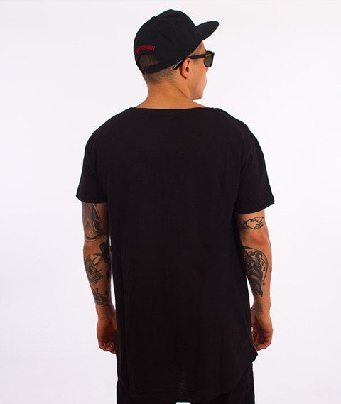 Rocawear-Long T-Shirt Black R1603T351