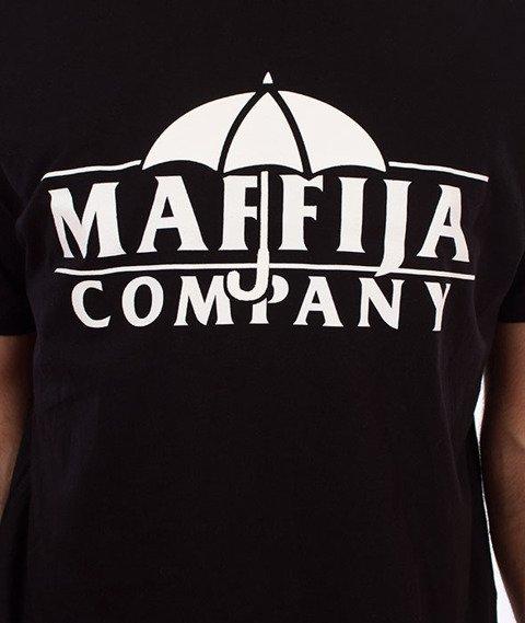 SB Maffija-In Line T-Shirt Czarny