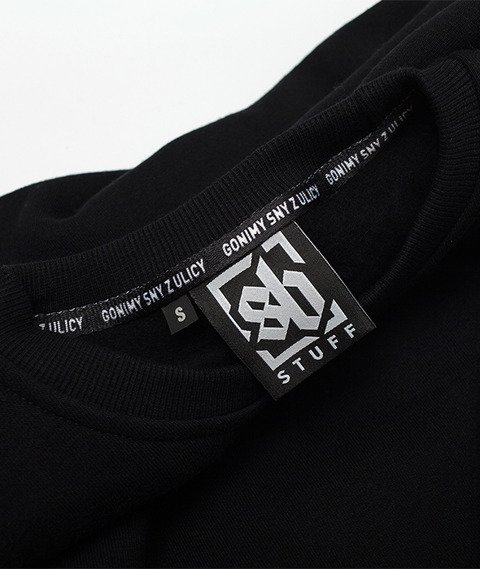 SB Maffija-SB Stuff Mini Classic Bluza Czarna
