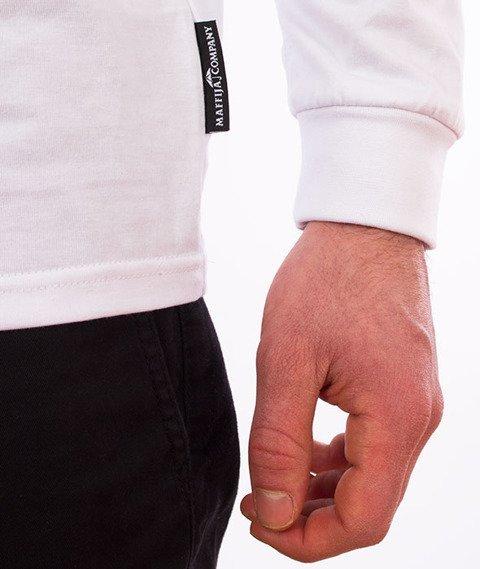 SB Maffija-Sword-Hand Longsleeve Biały