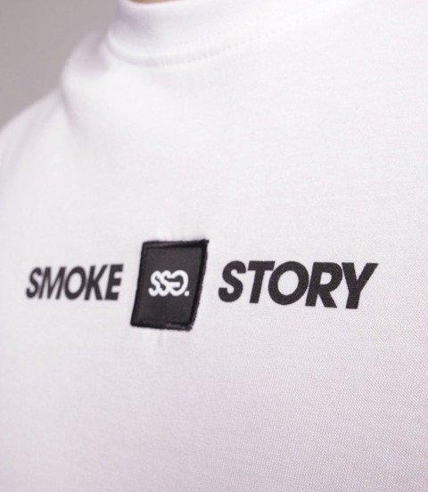 Smoke Story PIERCE Longsleeve Biały