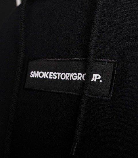Smoke Story SMALL SMG Bluza z Kapturem Czarny