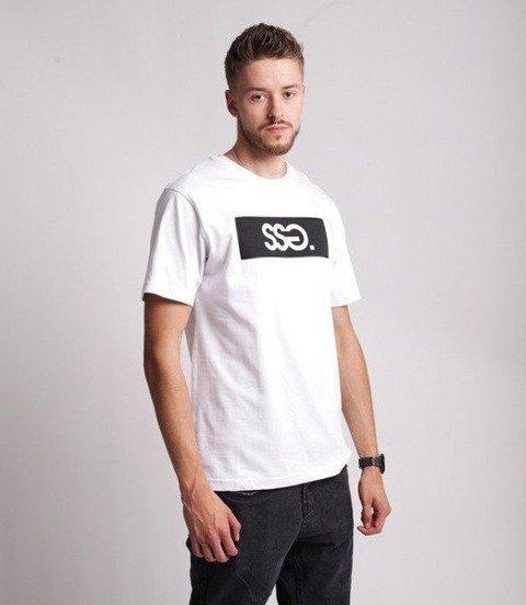 Smoke Story SSG BLOCK T-Shirt Biały