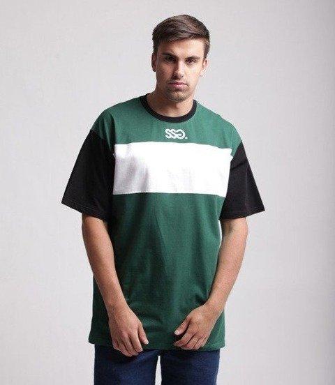 SmokeStory-Belt Classic T-Shirt Zielony