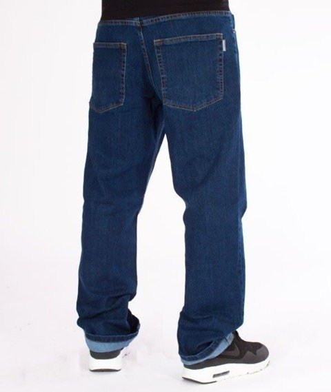 SmokeStory CLASSIC Regular Jeans Spodnie Medium Blue