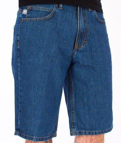 SmokeStory-Cans Krótkie Spodnie Light Blue