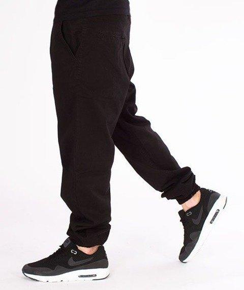 SmokeStory-Classic Jogger Regular Spodnie Czarne