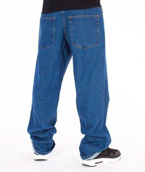 SmokeStory-Classic Regular Jeans Spodnie Light Blue