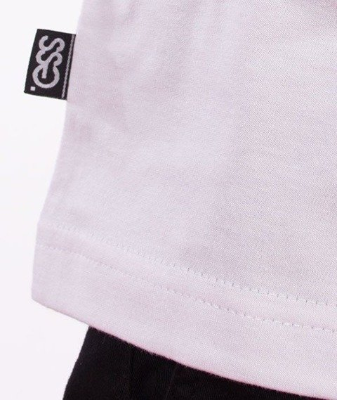 SmokeStory-Classic T-Shirt Biały