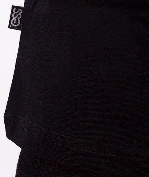 SmokeStory-Damage SSG T-Shirt Czarny