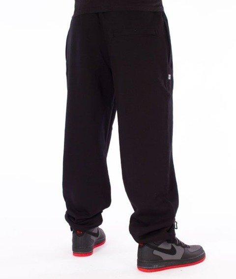 SmokeStory-Dots SSG Baggy Spodnie Dresowe Czarne