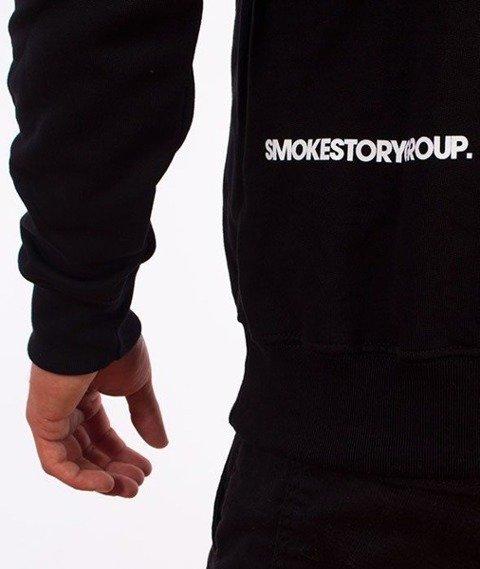 SmokeStory-Fly Moro Bluza Czarna