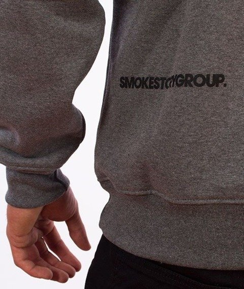 SmokeStory-Fly Moro Bluza Grafitowa