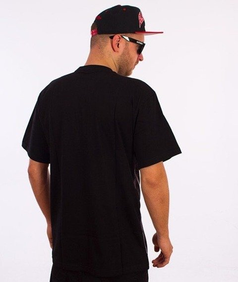 SmokeStory-Mary Color T-Shirt Czarny