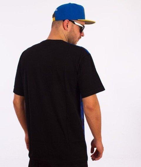 SmokeStory-Mary Color T-Shirt Niebieski