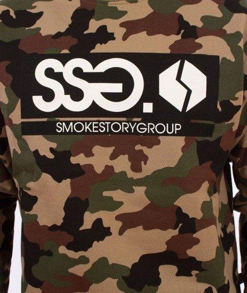 SmokeStory-Moro Colors Premium Bluza Camo