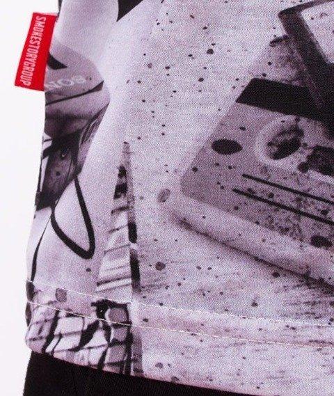 SmokeStory-Music Premium T-Shirt Multikolor
