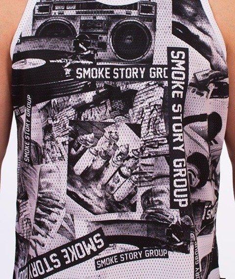 SmokeStory-Music Premium Tank Top Multikolor