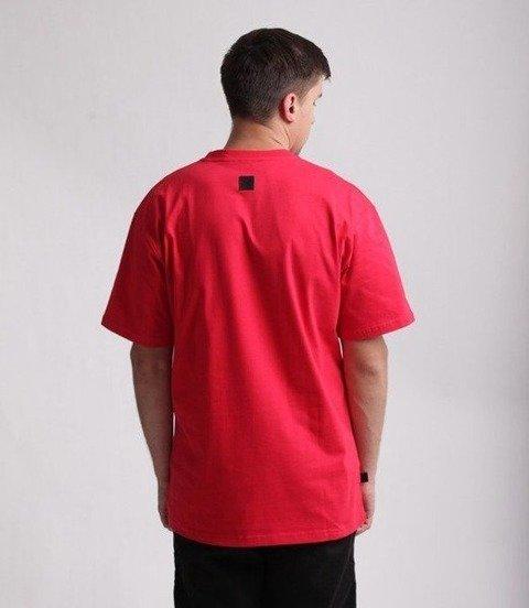 SmokeStory-New SSG T-Shirt Czerwony