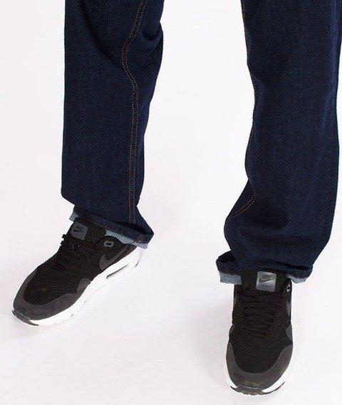 SmokeStory-Outline SSG Regular Jeans Spodnie Dark Blue