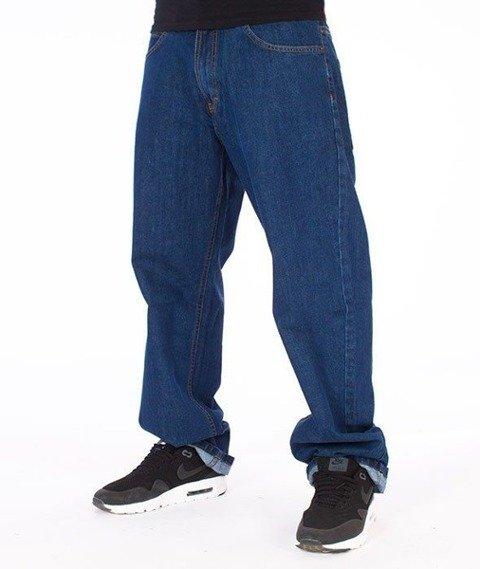 SmokeStory-SMG Regular Jeans Medium Blue