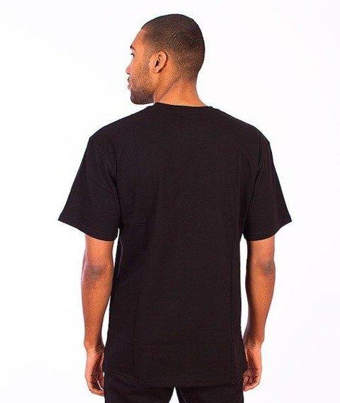 SmokeStory-SMG Tag T-Shirt Czarny