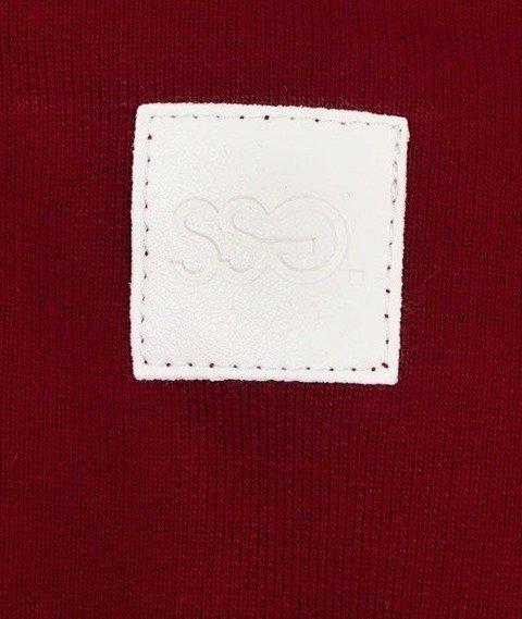 SmokeStory-SSG Cut Bluza Bordowa