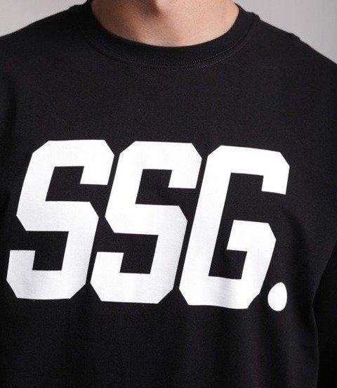 SmokeStory-SSG NEW Longsleeve Czarny