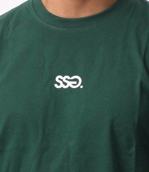 SmokeStory-SSG Small Classic T-Shirt Zielony