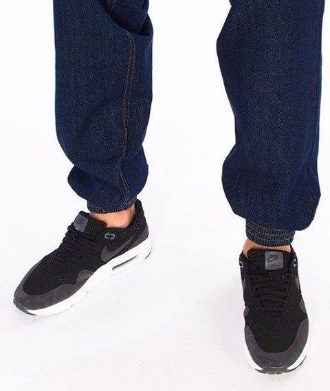 SmokeStory-SSG Tag Jogger Jeans Regular Spodnie Dark Blue