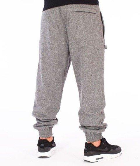 SmokeStory-SSG Tag Jogger Spodnie Dresowe Grafitowe