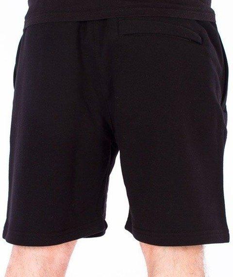 SmokeStory-Skin Krótkie Spodnie Dresowe Czarne