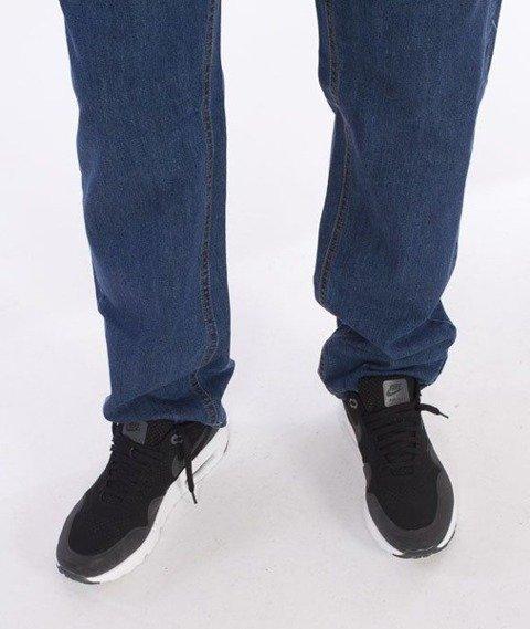 SmokeStory-SmokeStory Slim Jeans Medium Blue