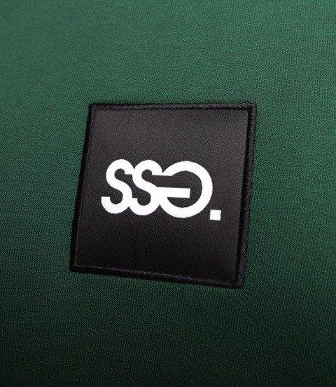 SmokeStory-Square SSG Bluza Zielona
