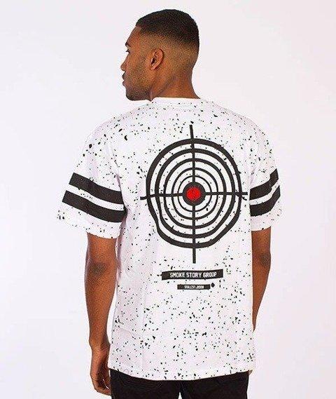 SmokeStory-Target T-Shirt Biały