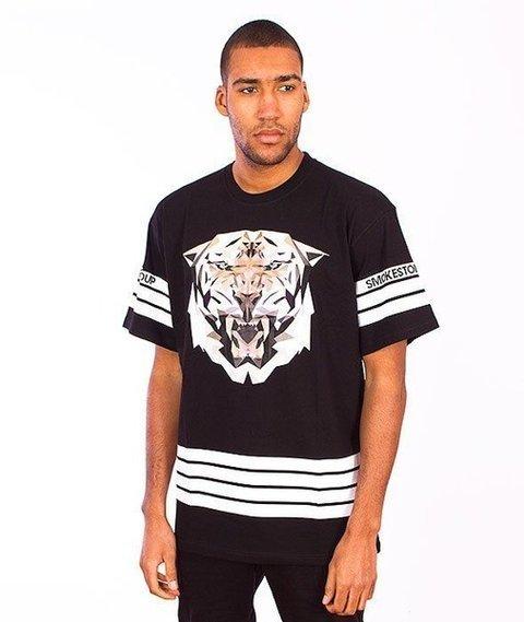 SmokeStory-Tiger T-Shirt Czarny
