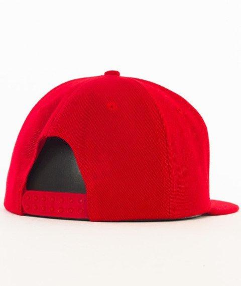 Snap 59-Snapback Czerwony