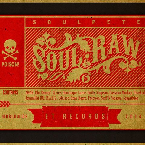 Soulpete - Soul Raw CD