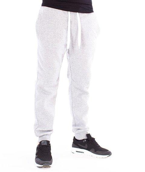 Southpole-Fleece Pant Spodnie Dresowe Heather Grey