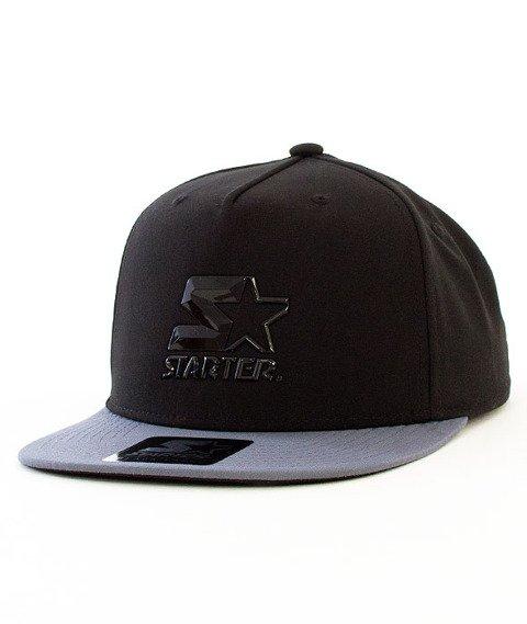 Starter-Hurricane Snapback Black/Charcoal
