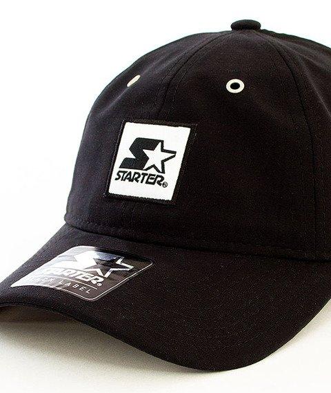 Starter-Low Key Pitcher Snapback Black