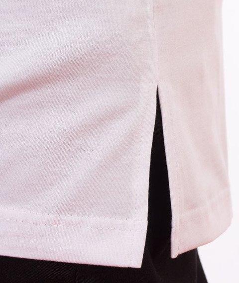 Stoprocent-100proc Long T-Shirt Biały