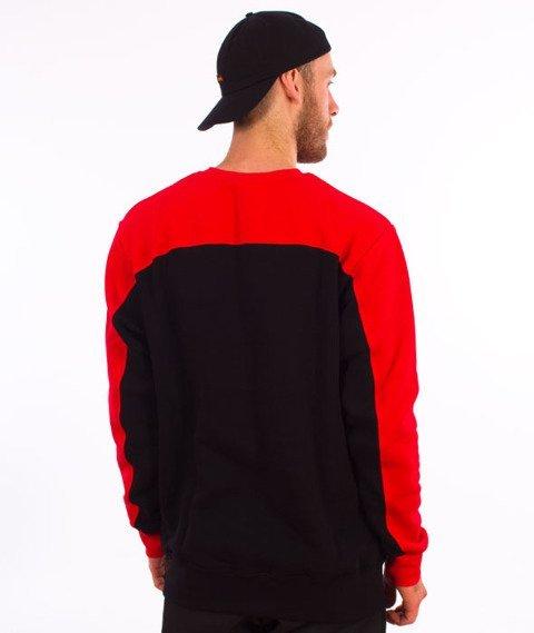 Stoprocent-BBK Eclipse Bluza Black/Red