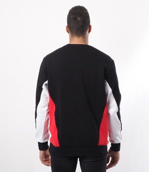 Stoprocent-BBK Globe Bluza Black