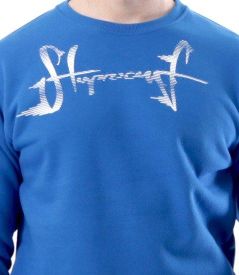 Stoprocent-BBK Shift Blue Bluza Niebieska