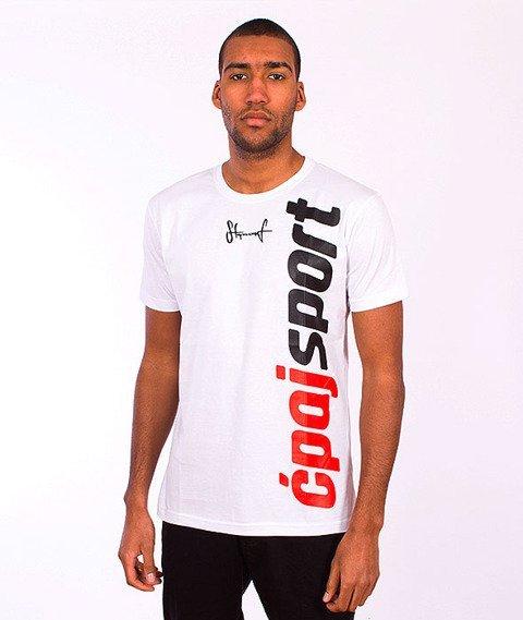 Stoprocent-CS Vert T-Shirt White