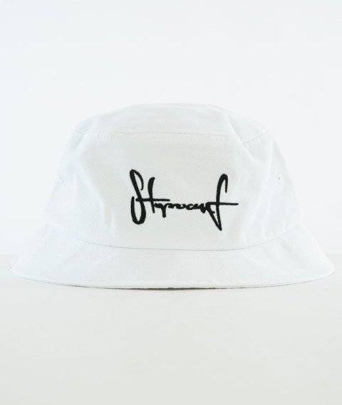 Stoprocent-CZ Bucket Hat Czapka White