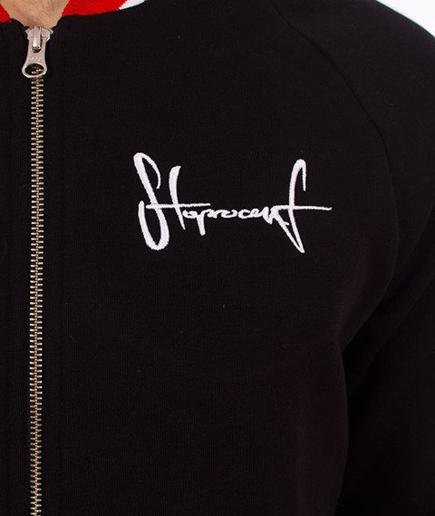 Stoprocent-Original Bluza Rozpinana Czarna
