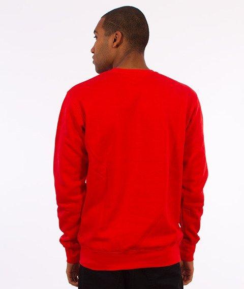 Stoprocent-Ostro Bluza Czerwona