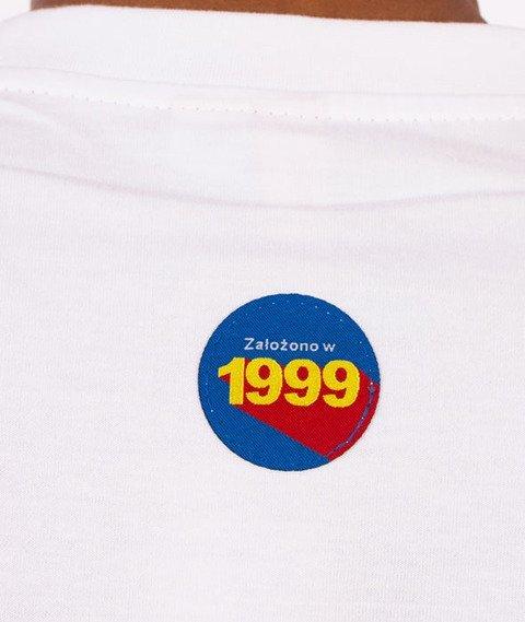 Stoprocent-Pig T-Shirt Biały